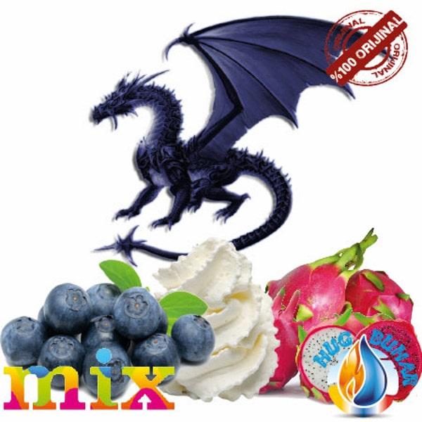 blue dragom mix